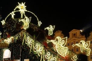 """5 """"Highlights"""" des vorweihnachtlichen Prags"""