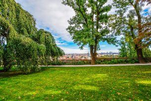 Letná-Gartenanlagen: Park mit revolutionärer Vergangenheit und von enormer gesellschaftlicher Bedeut