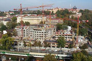 Aufbau von Albertov Rental Apartments in 30 Sekunden